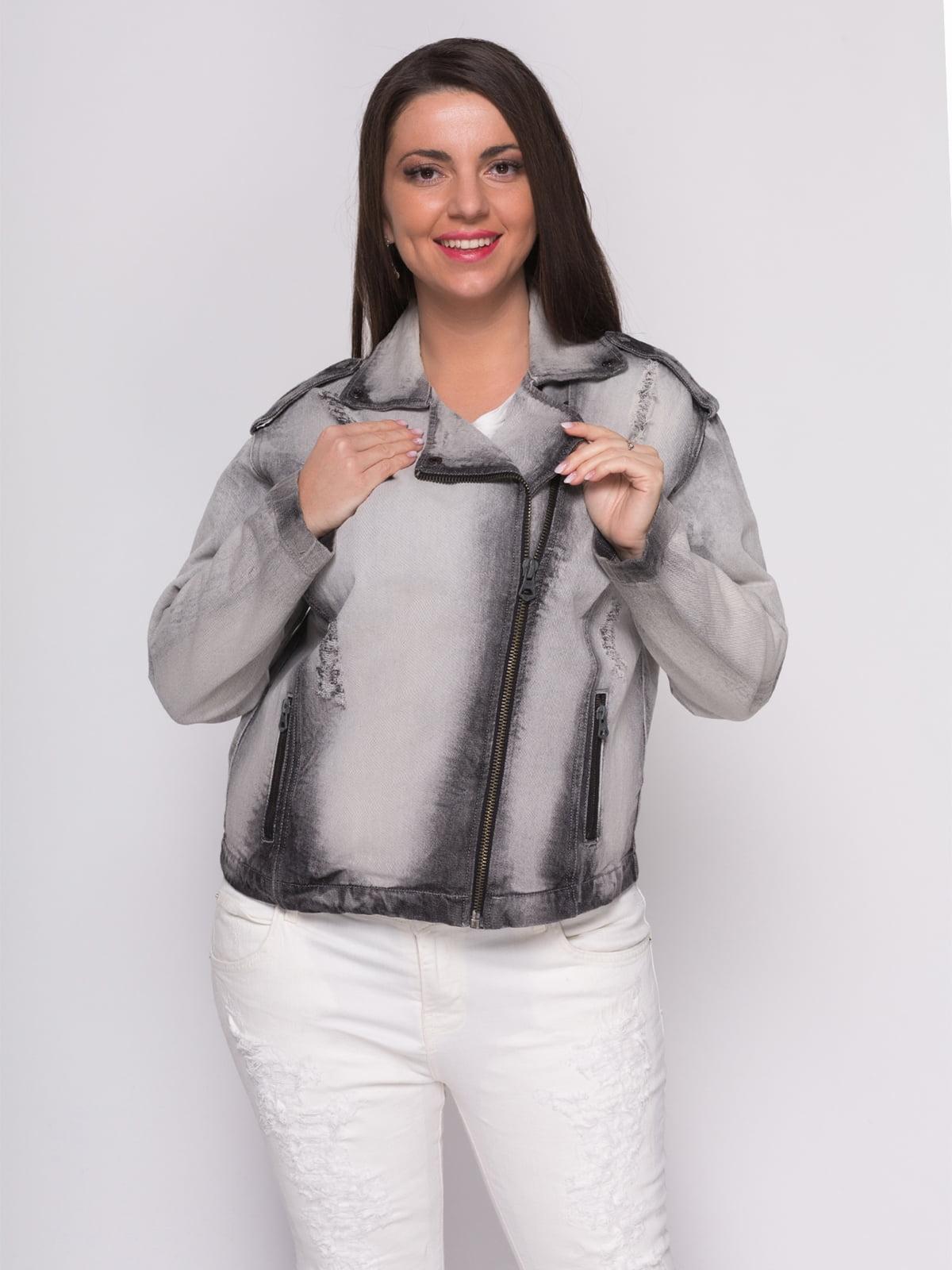 Куртка серая | 2355125