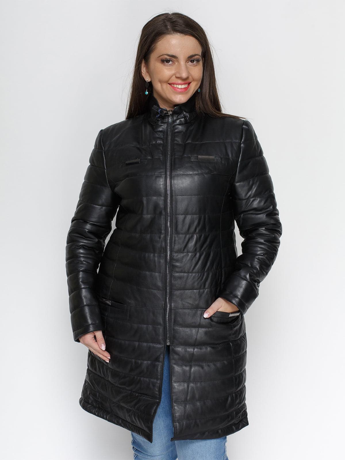 Куртка черная | 4840099