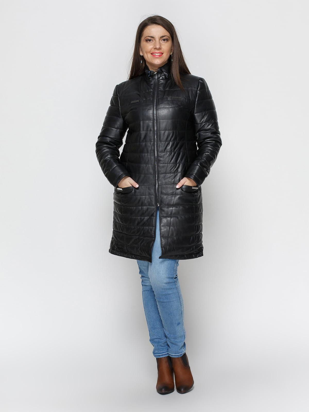 Куртка черная | 4840099 | фото 2