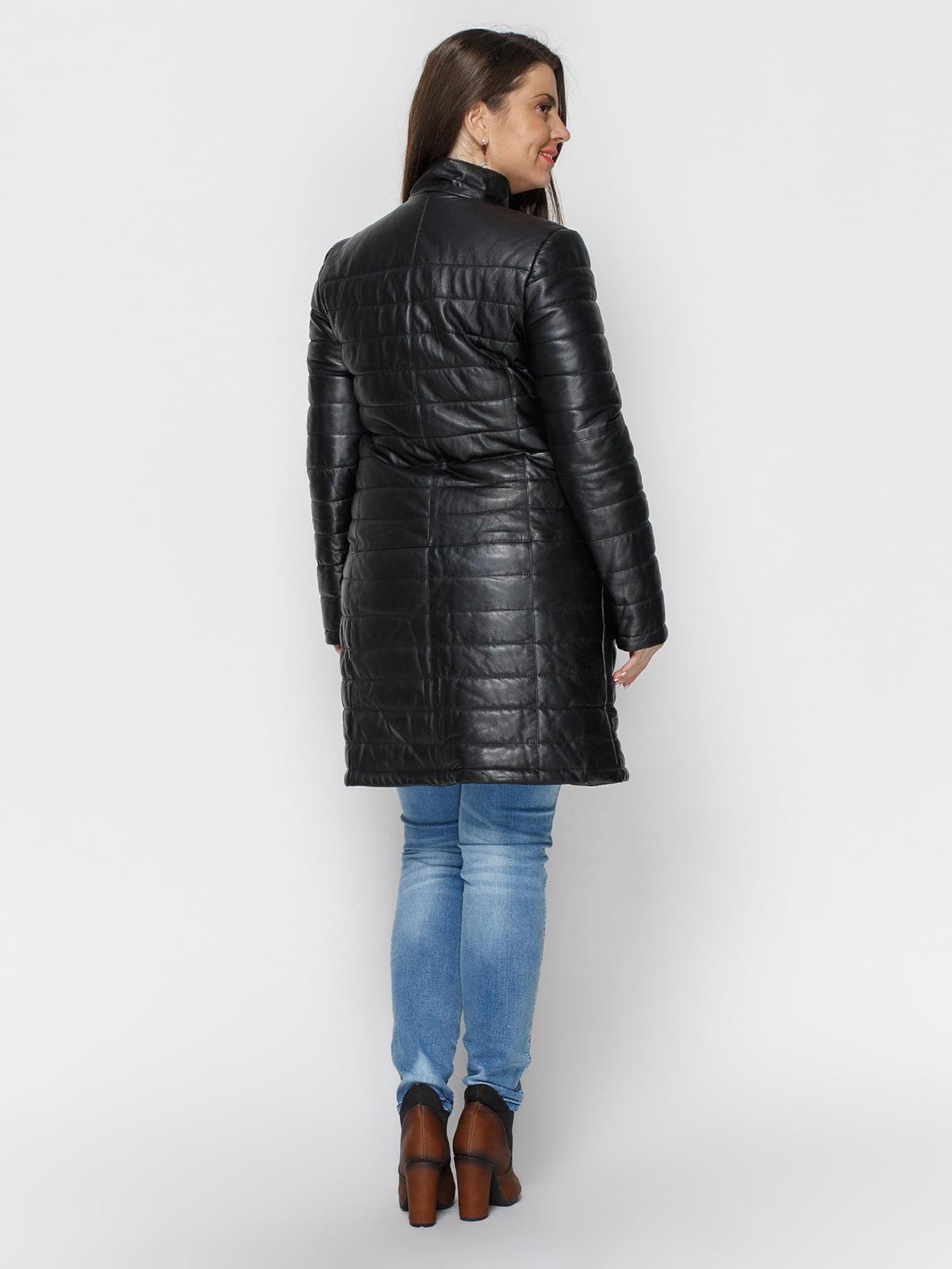 Куртка черная | 4840099 | фото 3