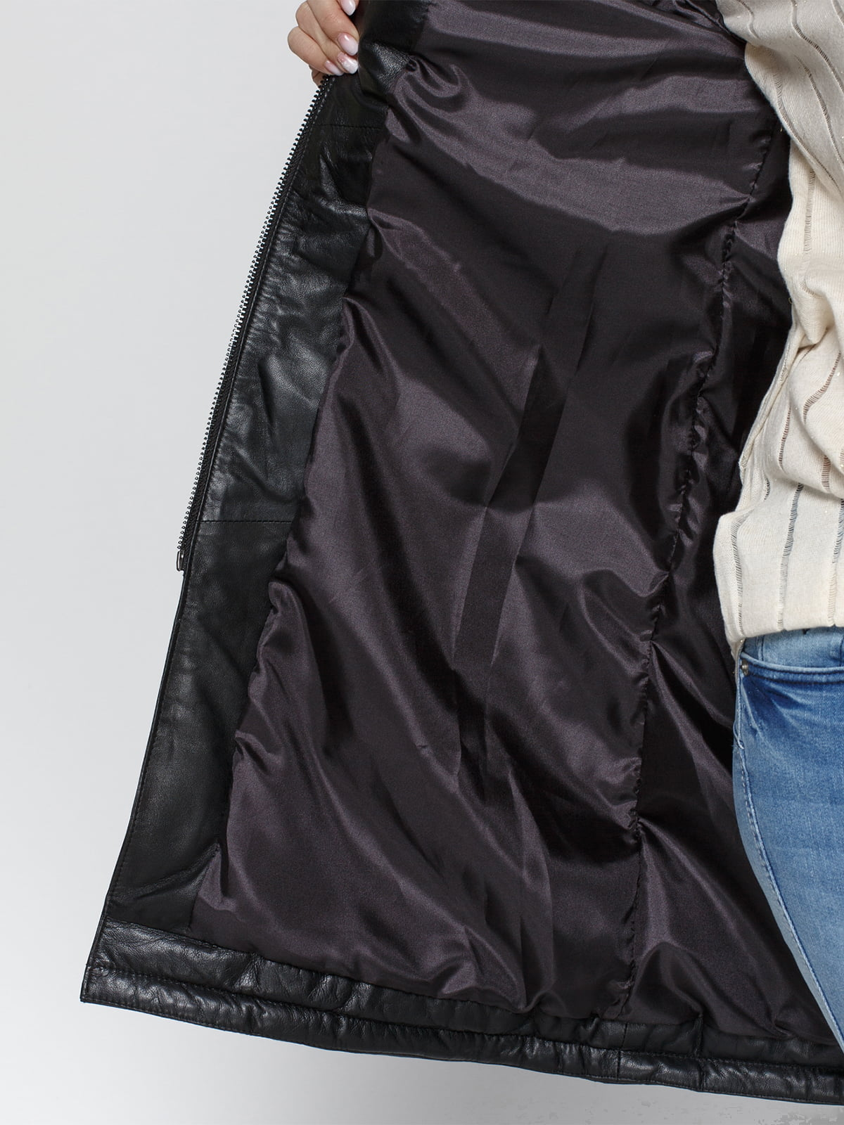 Куртка черная | 4840099 | фото 4