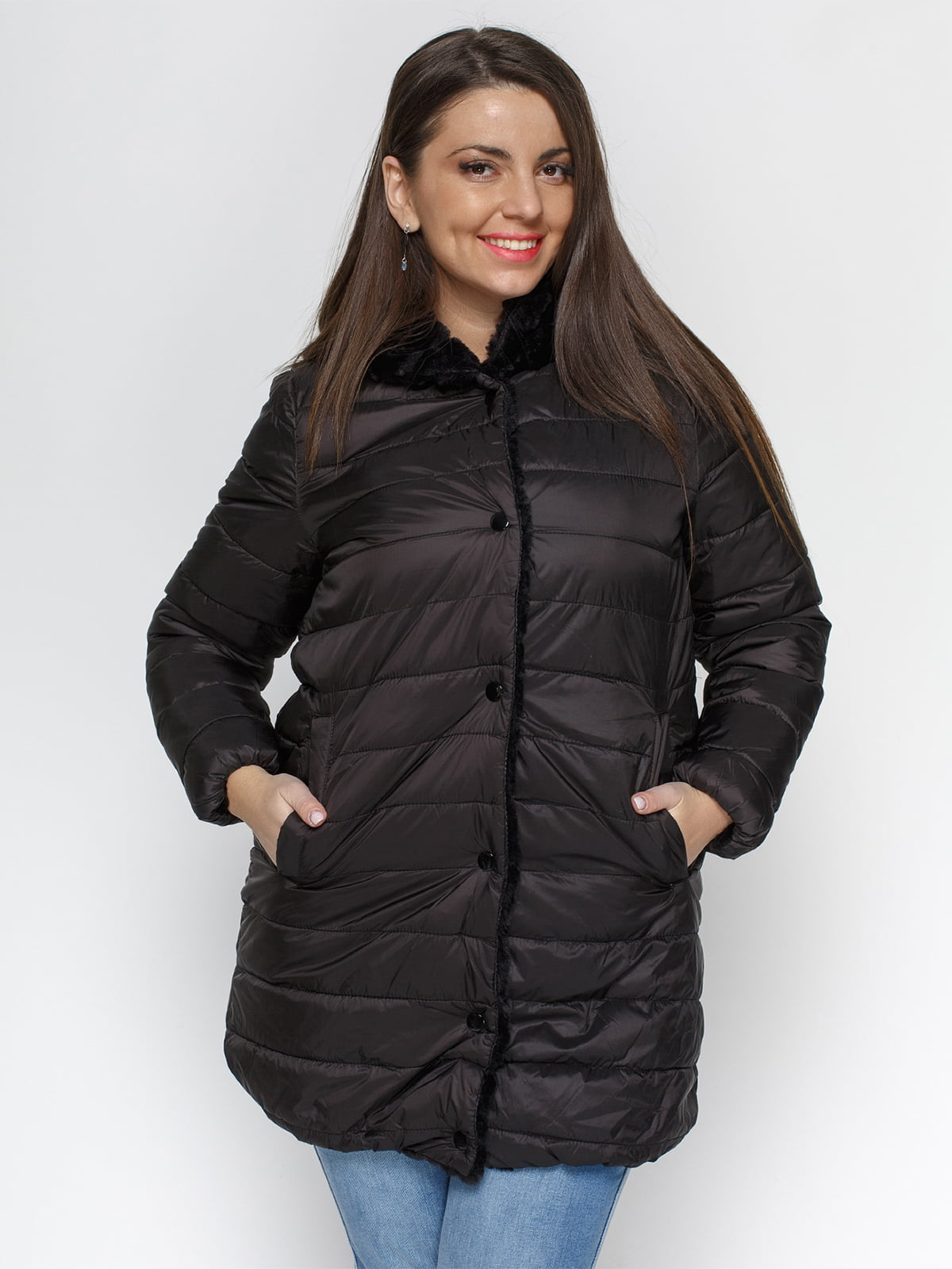 Куртка черная | 4840124