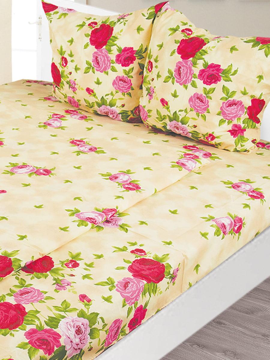 Комплект постельного белья двуспальный | 4855663