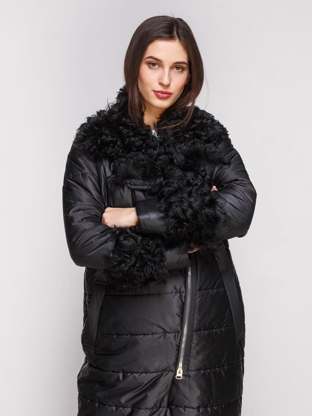 Пальто черное | 4836807