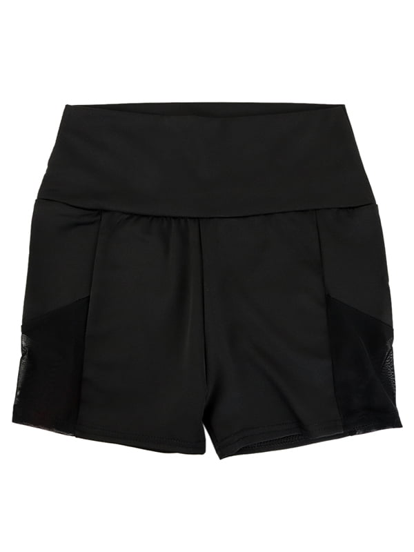 Шорты-корсет черного цвета | 4857081 | фото 3