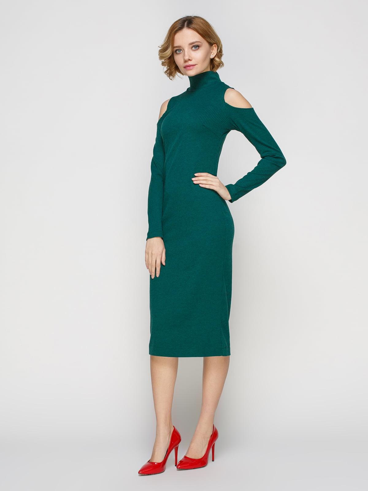 Платье зеленое | 3507151