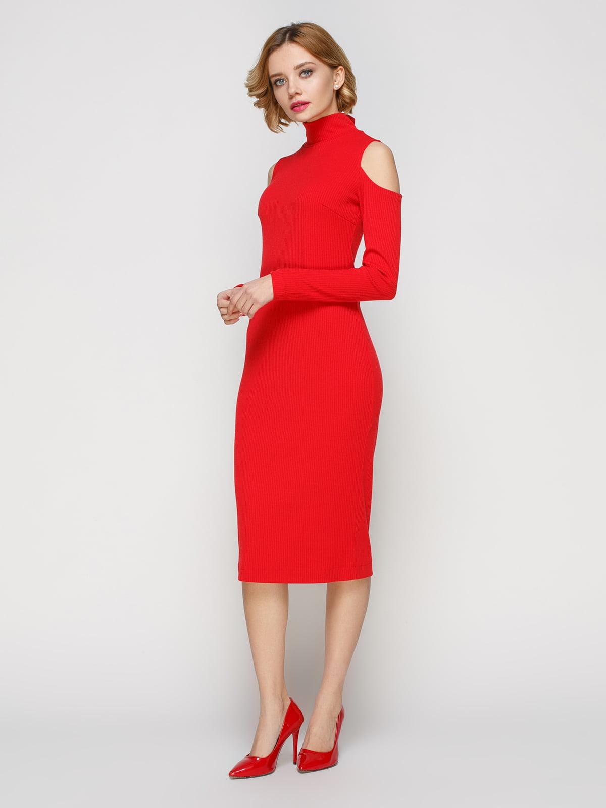 Сукня червона | 3507150