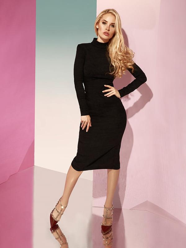 Платье черное | 4860194