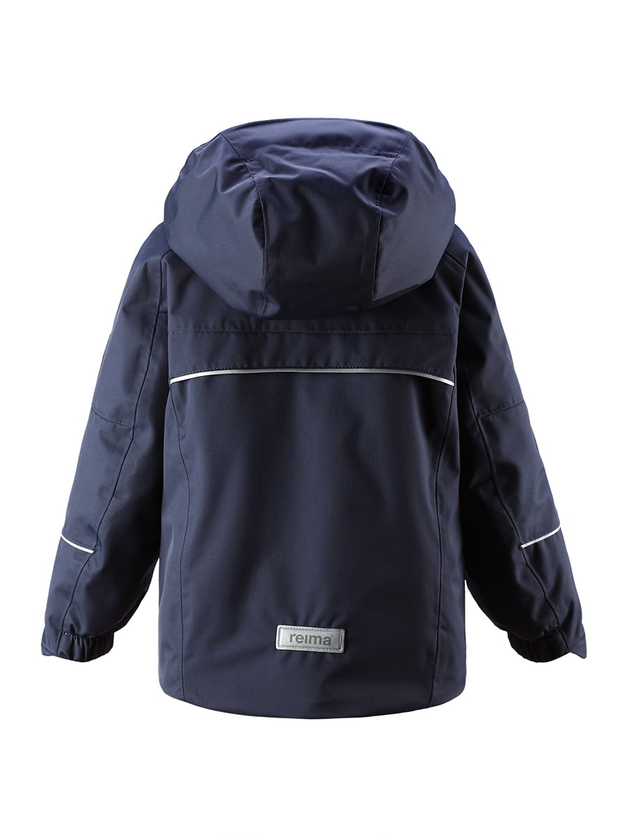 Куртка темно-синяя | 1403443 | фото 7
