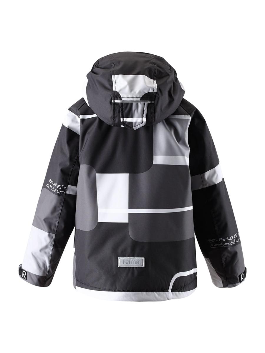 Куртка серо-черная | 1422435 | фото 7