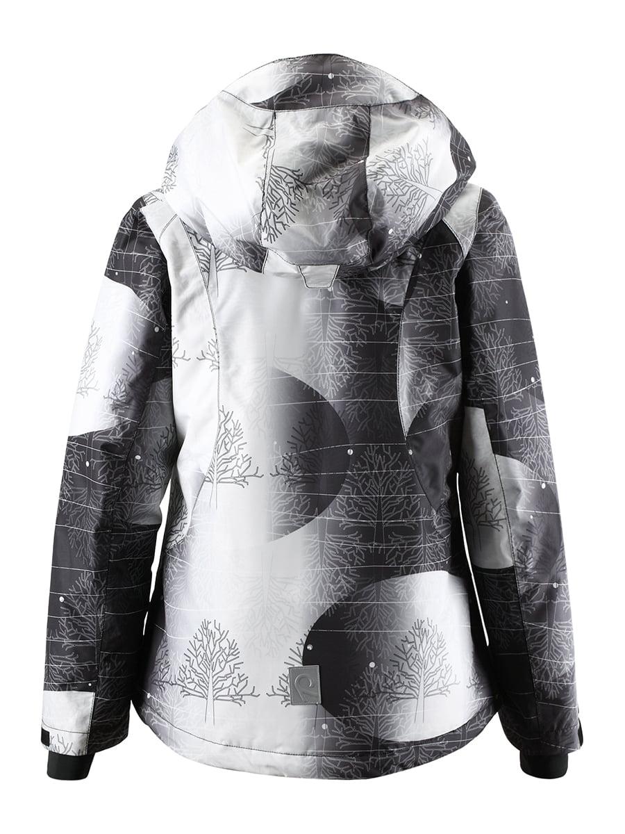 Куртка чорно-біла в принт | 1852338 | фото 7