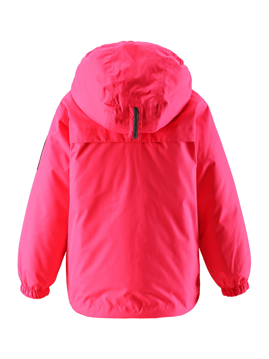 Куртка малинового кольору | 4856320 | фото 4
