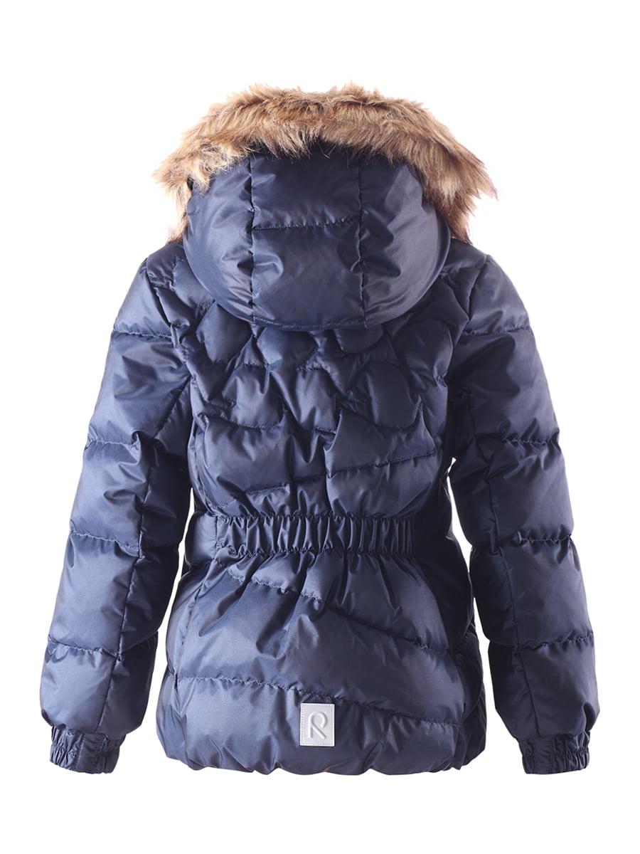 Куртка-пуховик темно-синя | 4856329 | фото 6