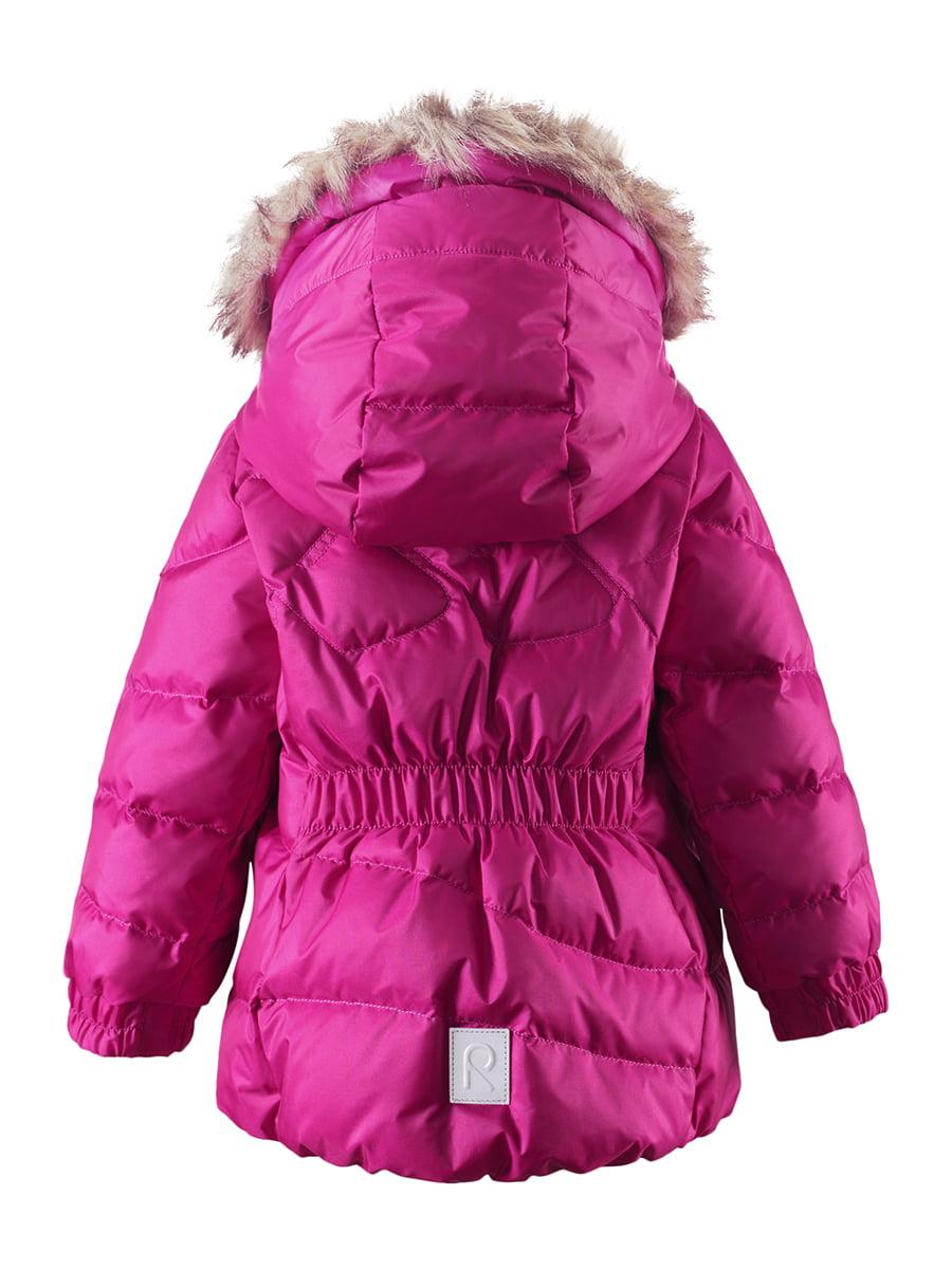 Куртка-пуховик рожева | 4856626 | фото 6
