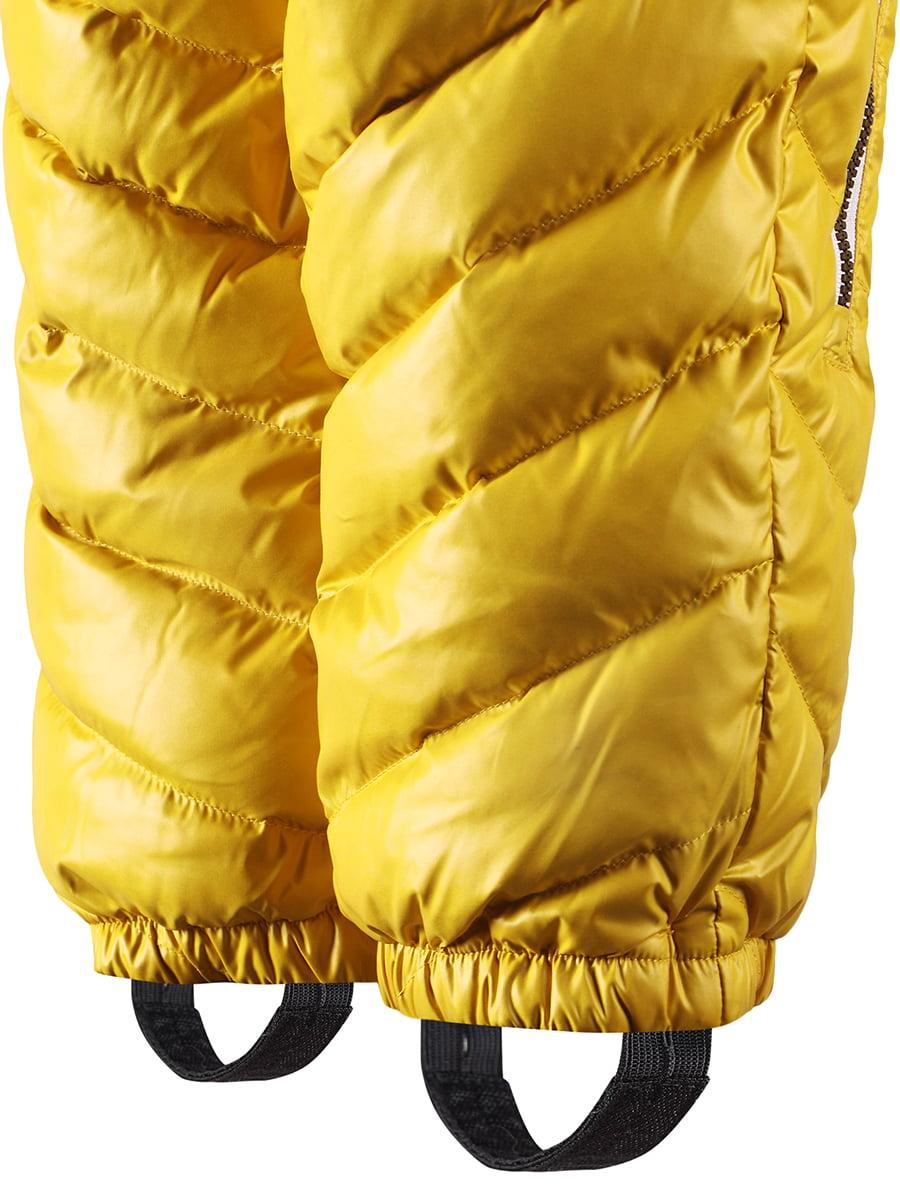 Комбінезон-пуховик жовтий | 4856662 | фото 7