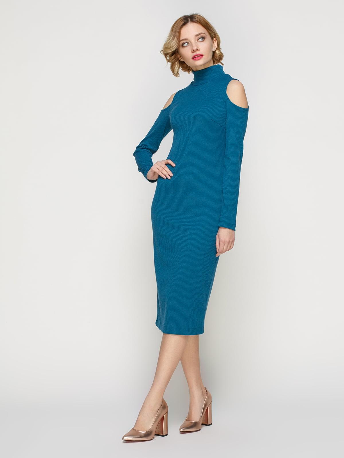 Сукня бірюзова | 3507153