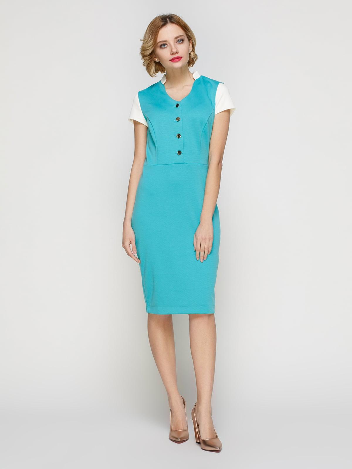 Сукня м'ятного кольору | 2380683