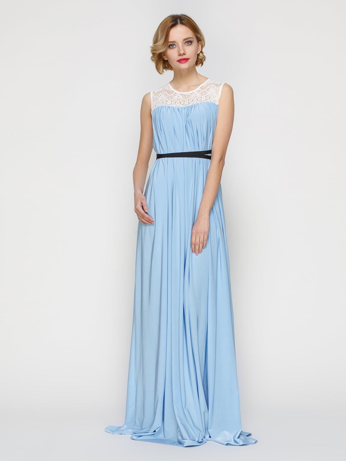 Сукня блакитна   3182291