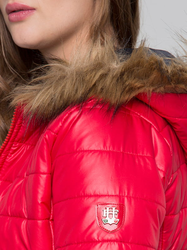 Куртка червона | 4692148 | фото 5