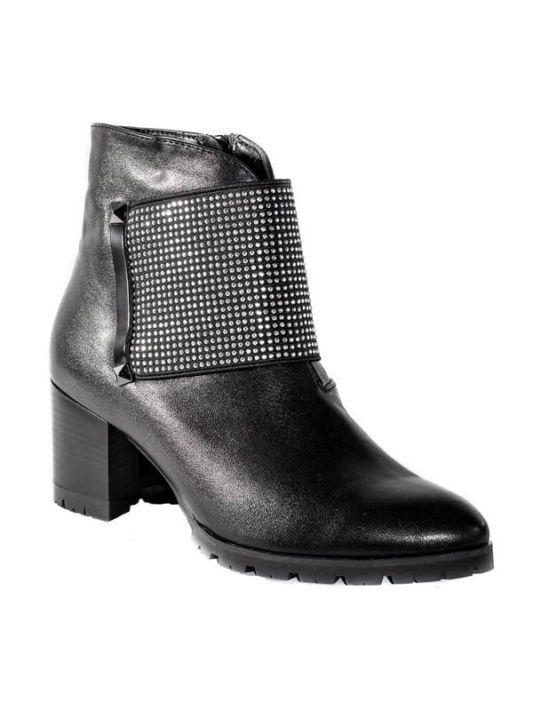 Ботинки черные | 4798071 | фото 7