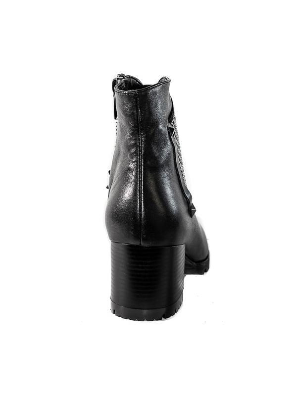 Ботинки черные | 4798071 | фото 9