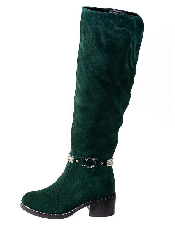 Сапоги зеленые | 4825794