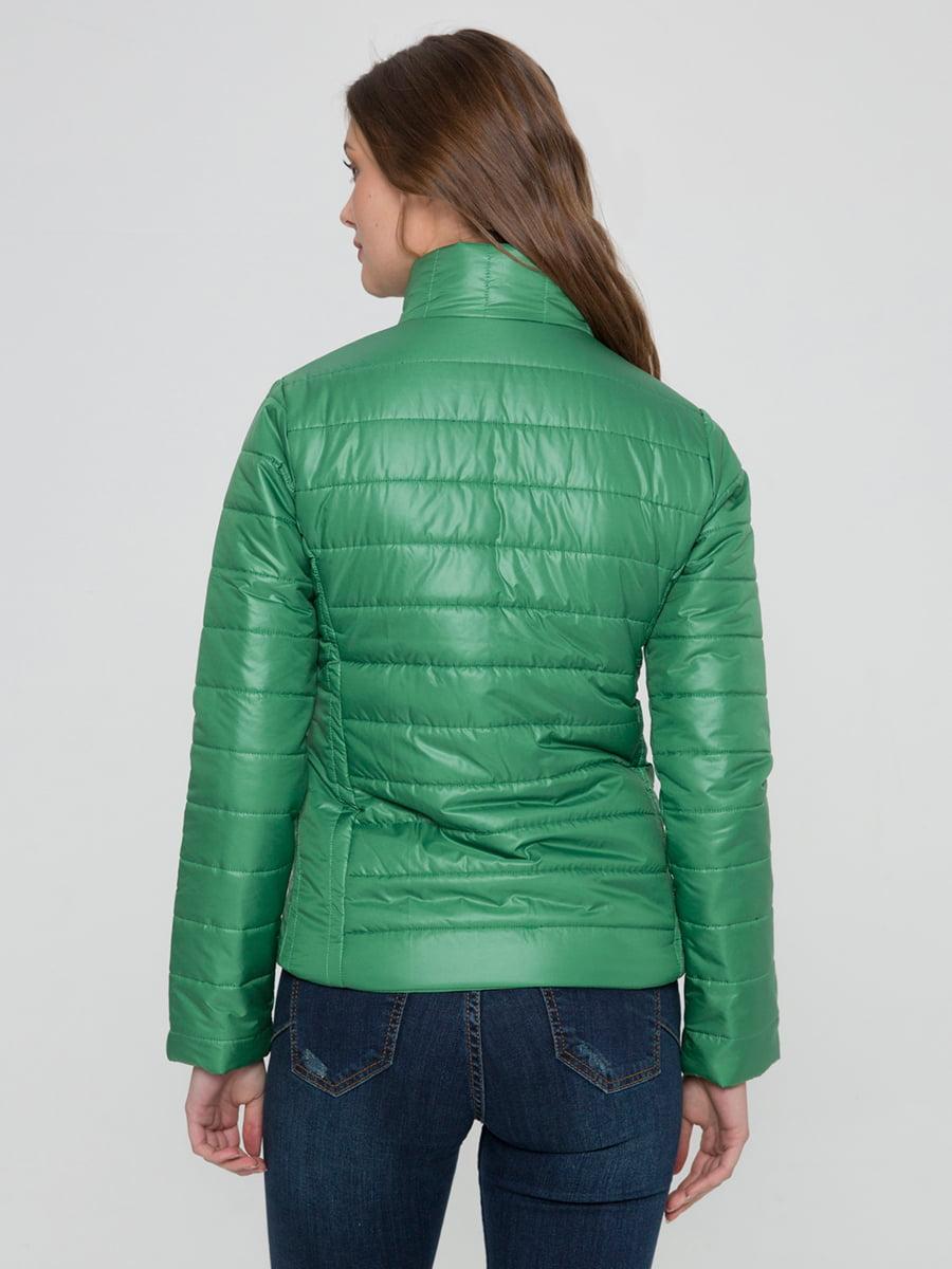 Куртка зелена | 4622081 | фото 6
