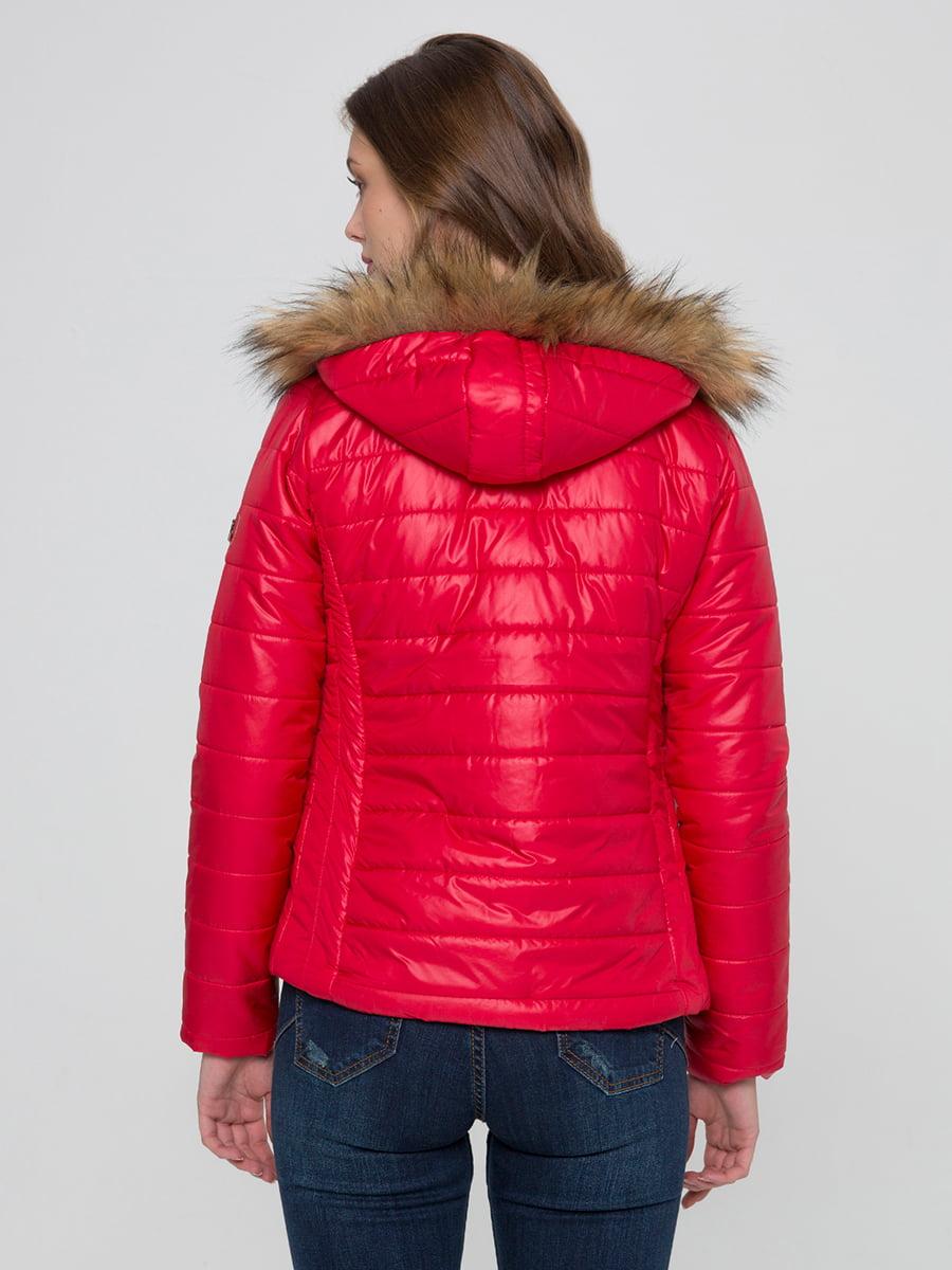 Куртка червона | 4692148 | фото 6