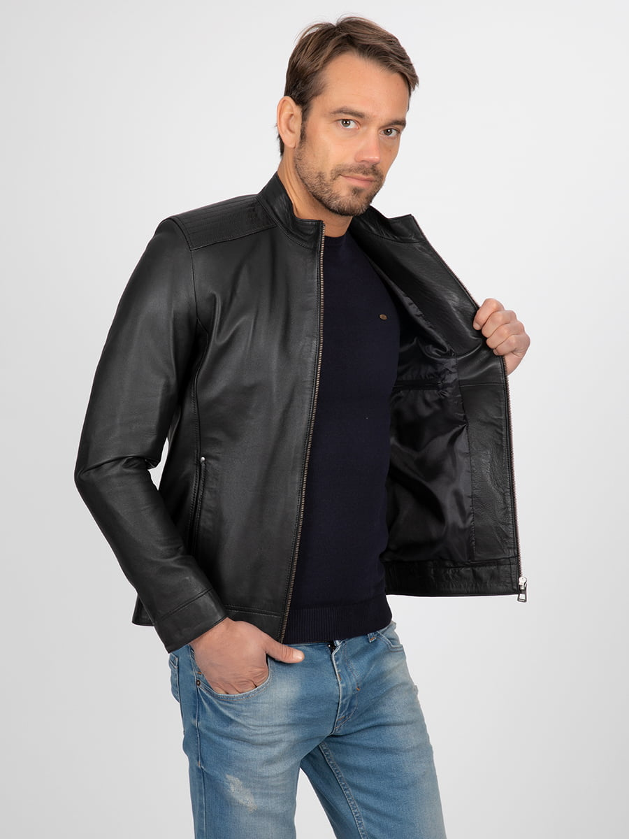 Куртка черная | 3797676 | фото 6