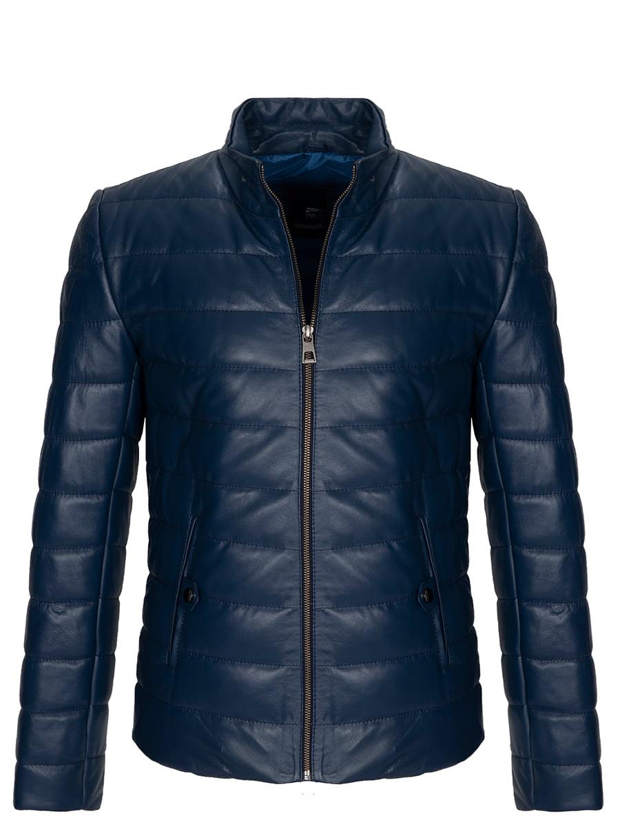 Куртка темно-синяя | 4313580 | фото 7