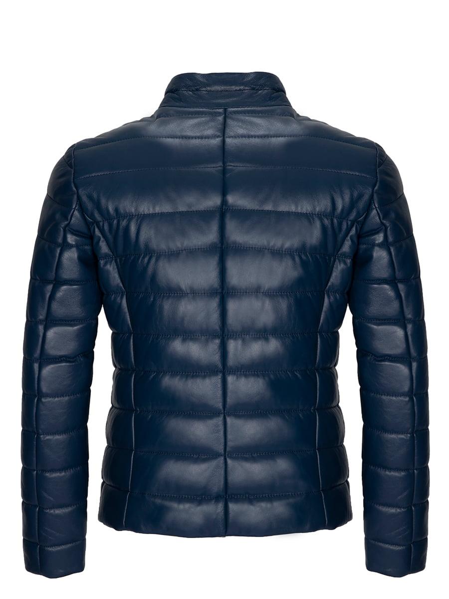 Куртка темно-синяя | 4313580 | фото 9