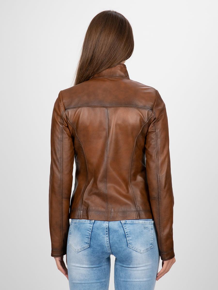 Куртка коричневая | 4313896 | фото 7