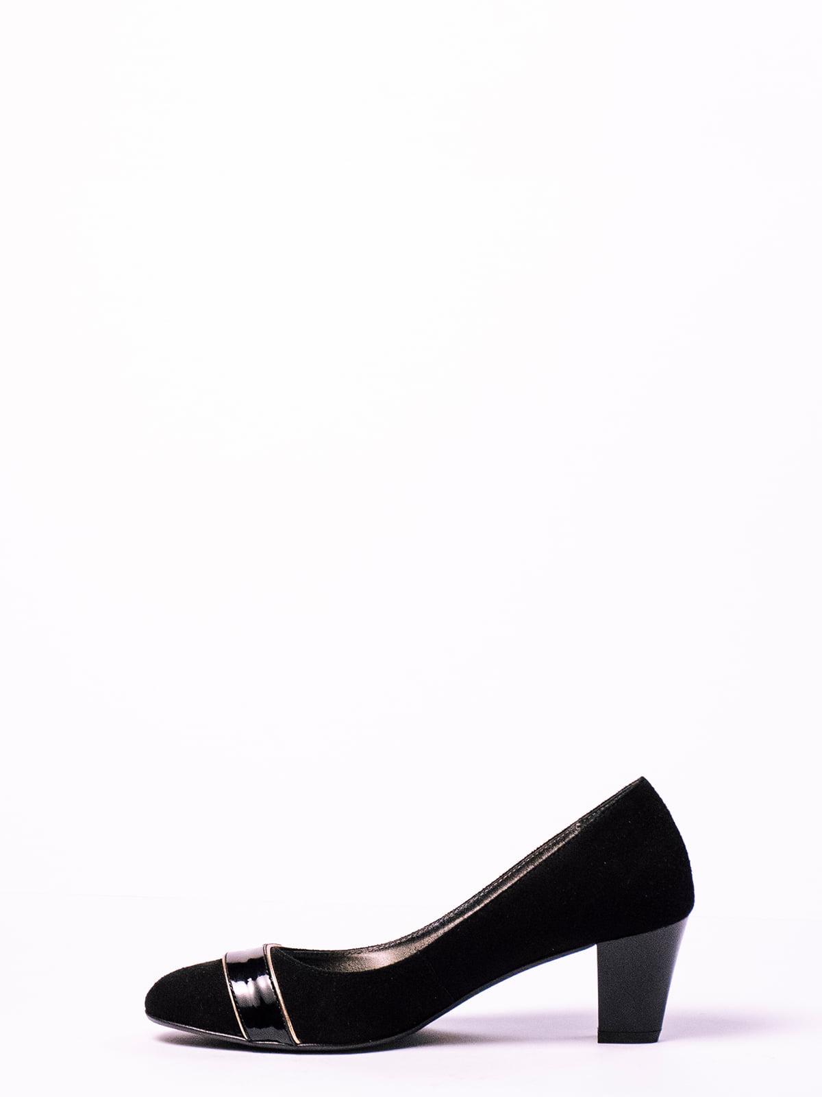 Туфли черные | 4860274 | фото 2