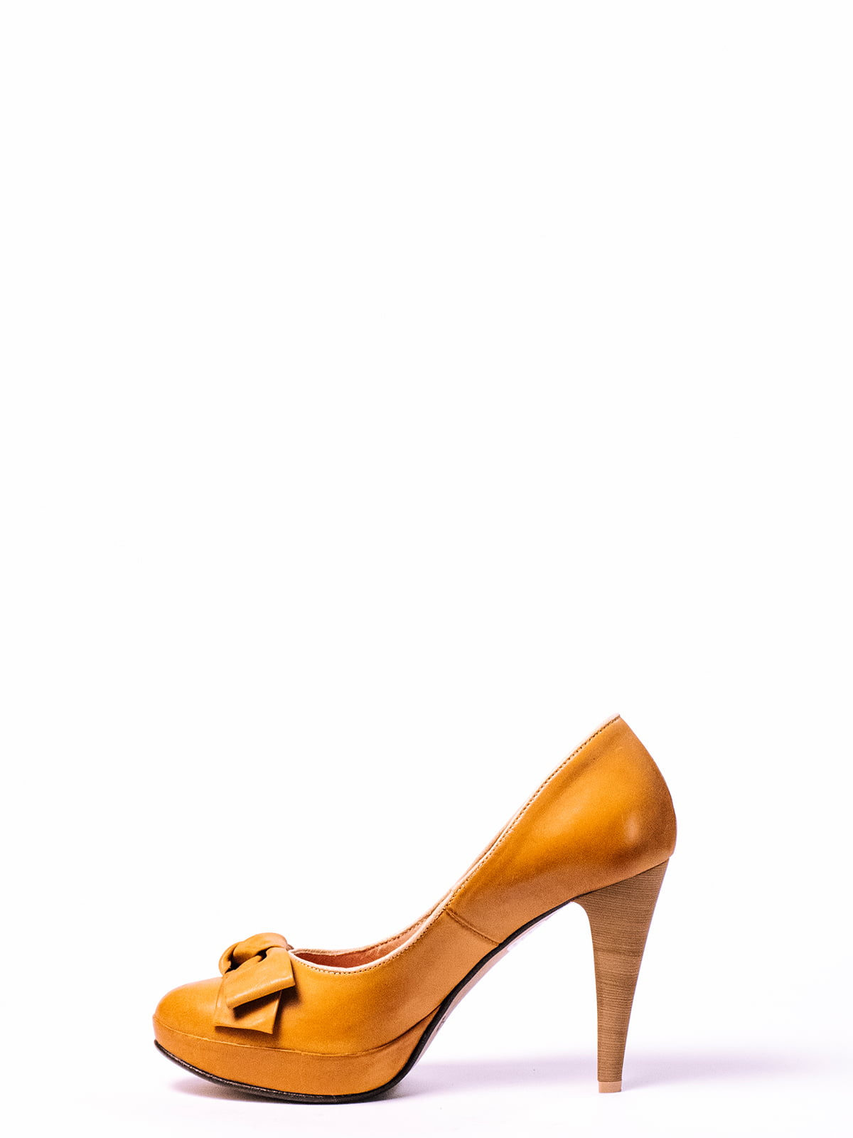 Туфли оранжевые | 4860276 | фото 2
