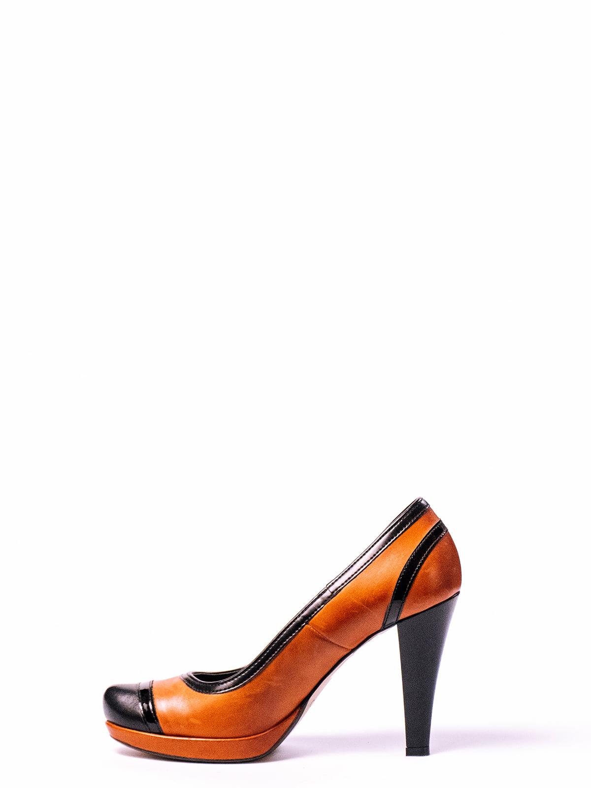 Туфли двухцветные | 4860279 | фото 2