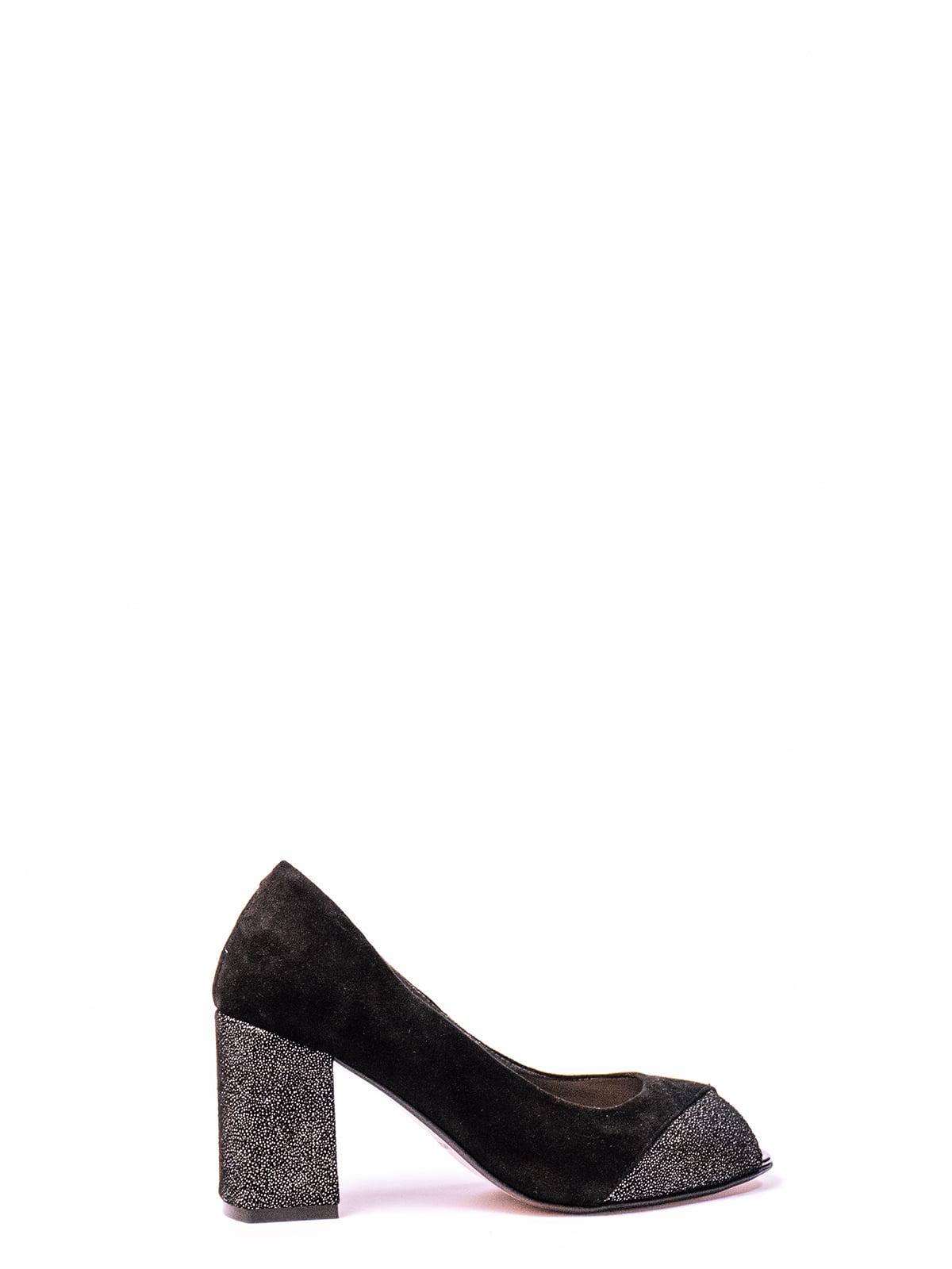 Туфли черные | 4860296