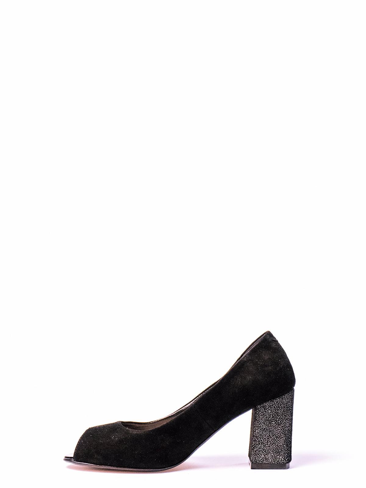 Туфли черные | 4860296 | фото 2