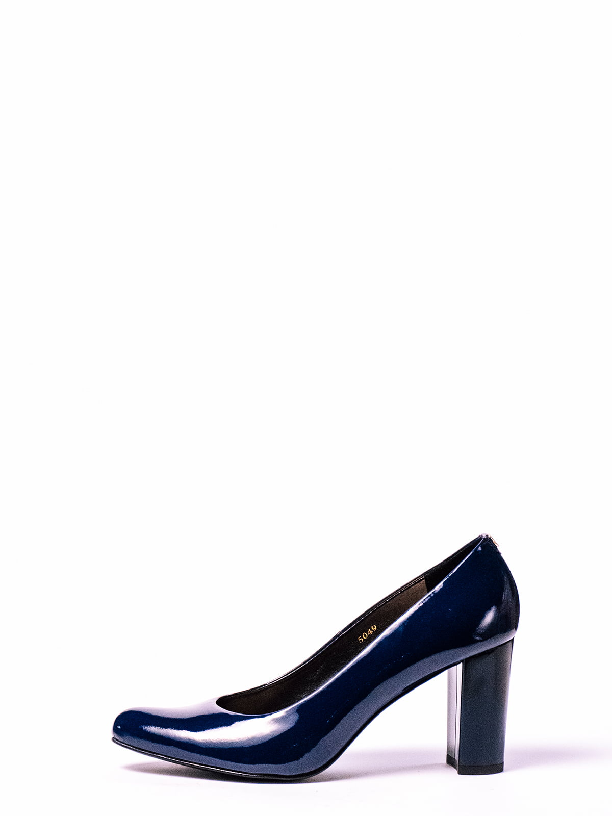 Туфли синие   4860302