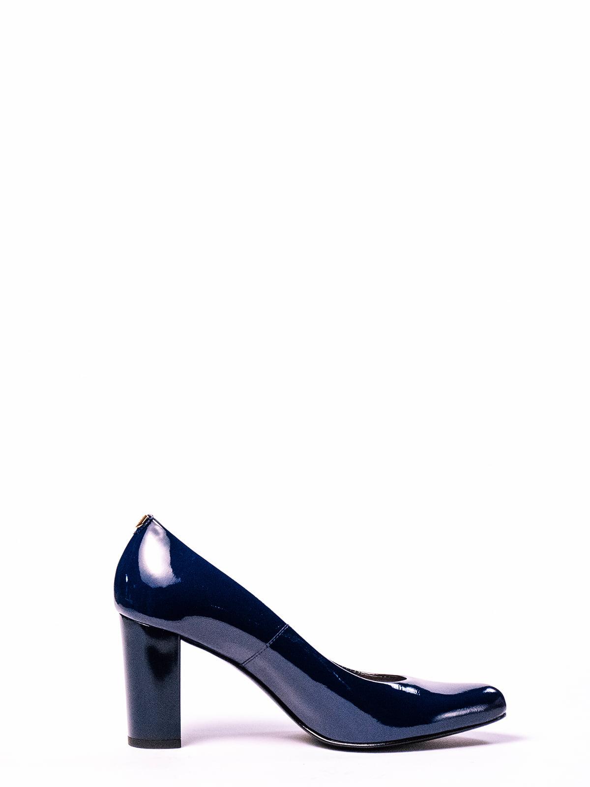 Туфли синие   4860302   фото 2