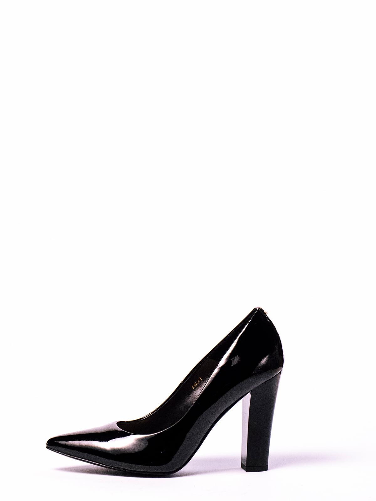 Туфли черные | 4860305