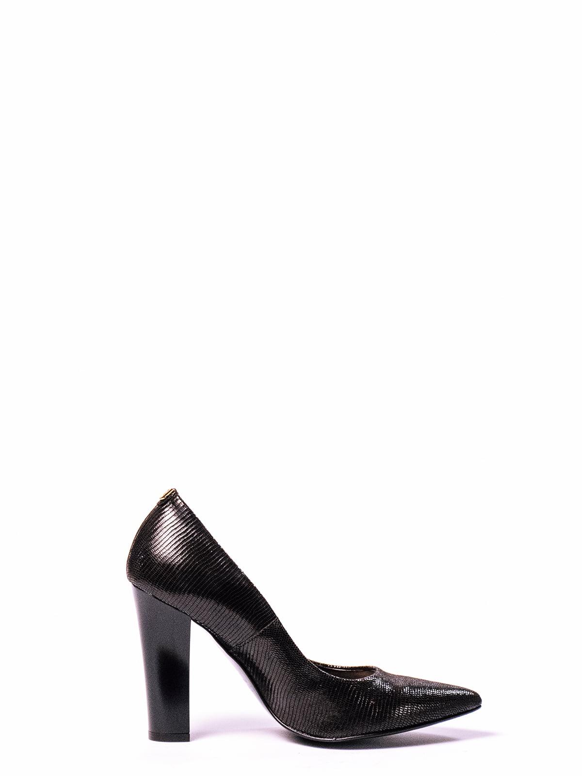 Туфли черные | 4860308 | фото 2