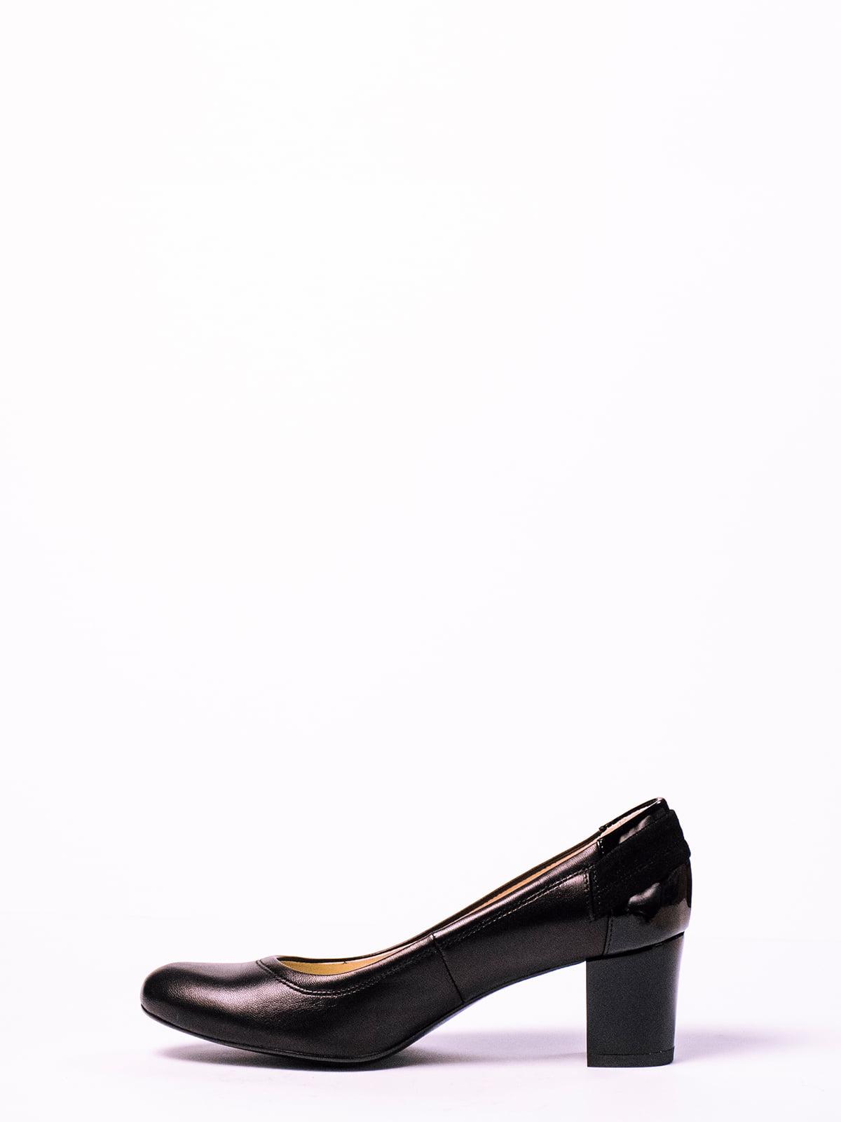 Туфли черные | 4860314
