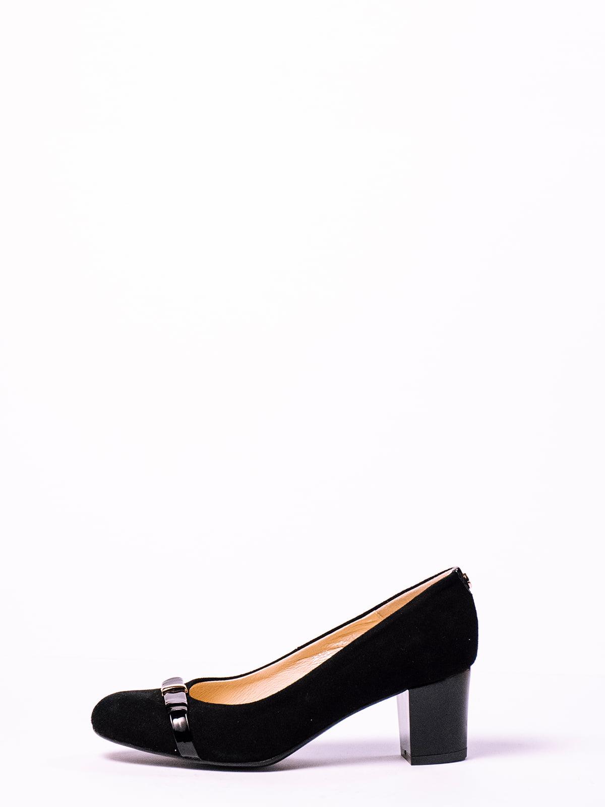 Туфли черные | 4860317