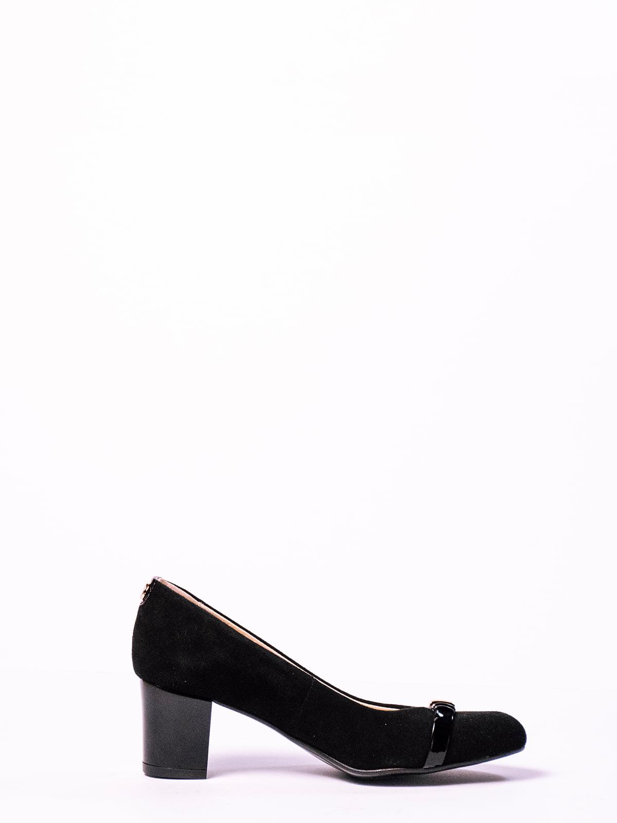 Туфли черные | 4860317 | фото 2