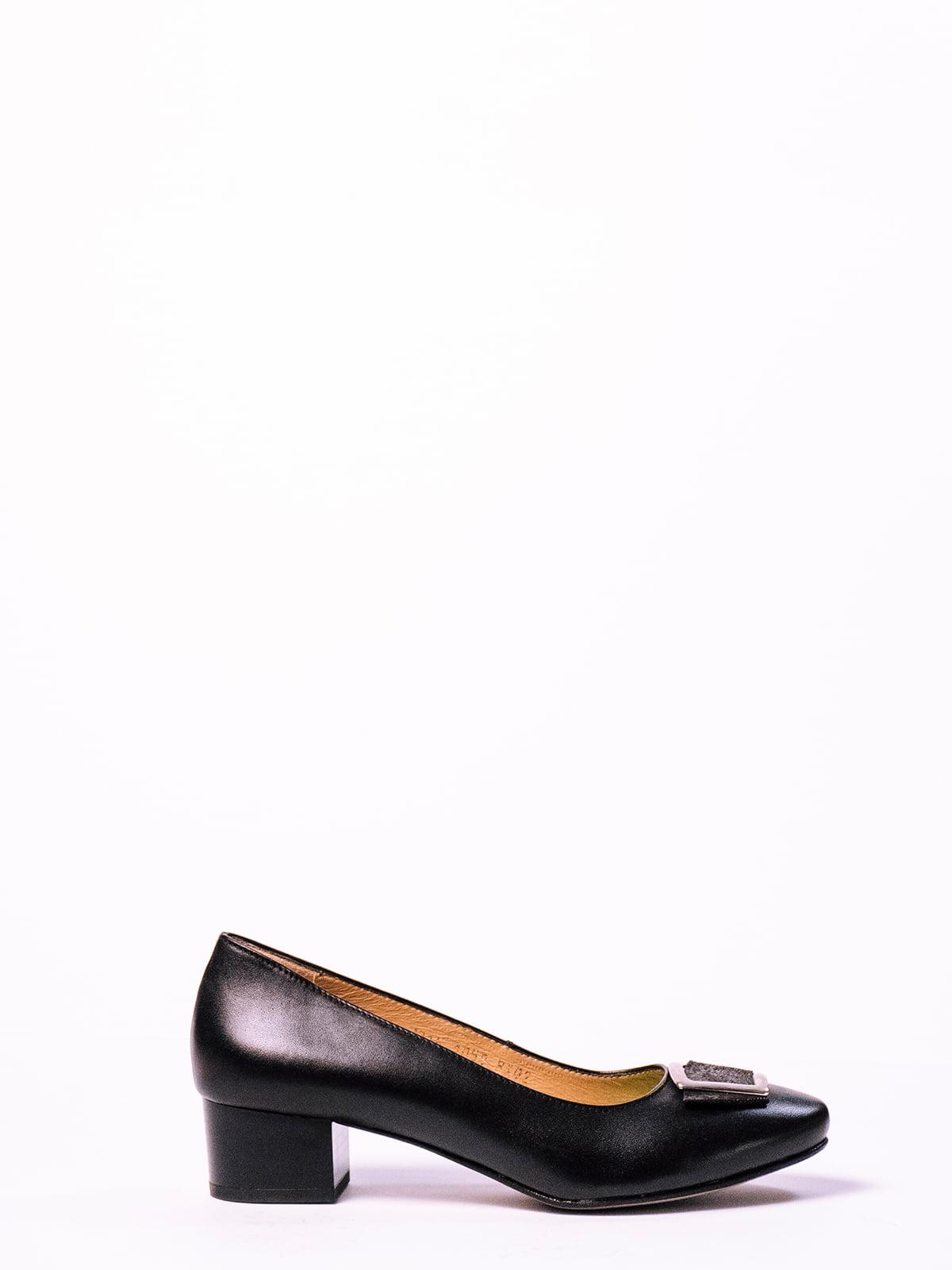 Туфли черные | 4860321