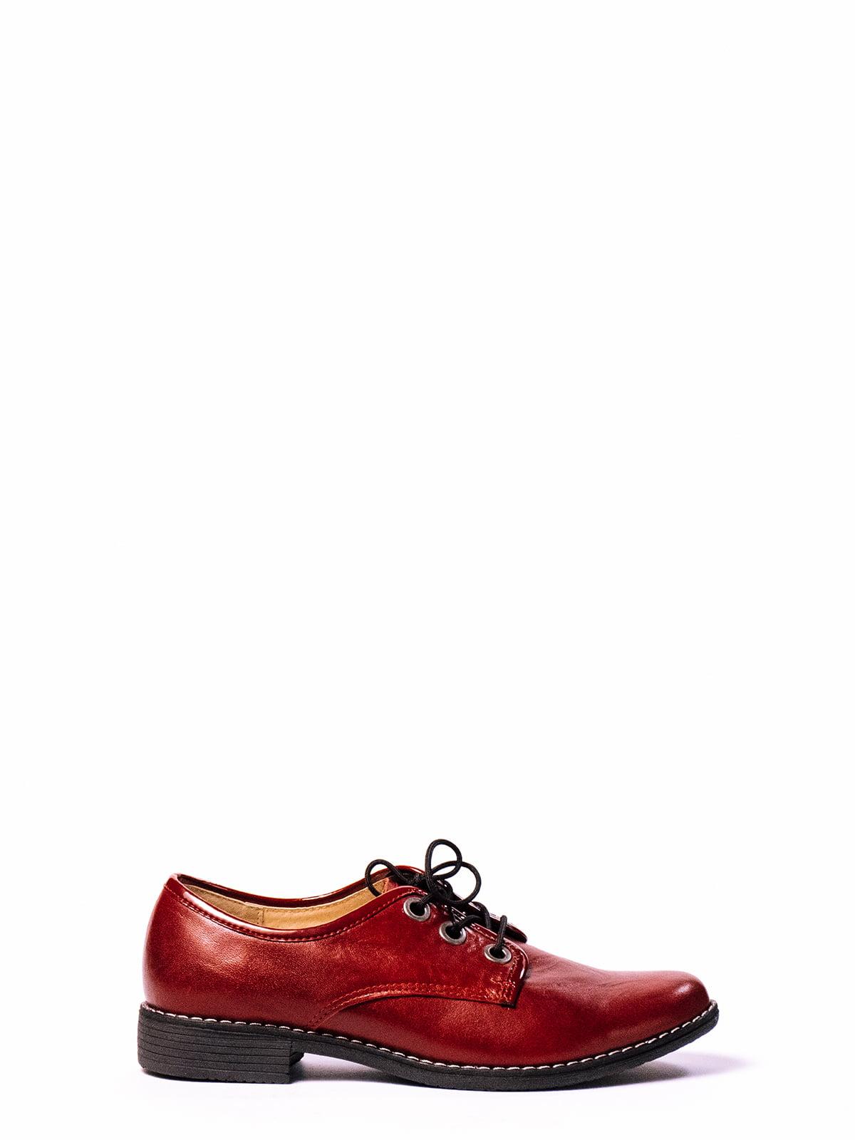 Туфли красные | 4860324