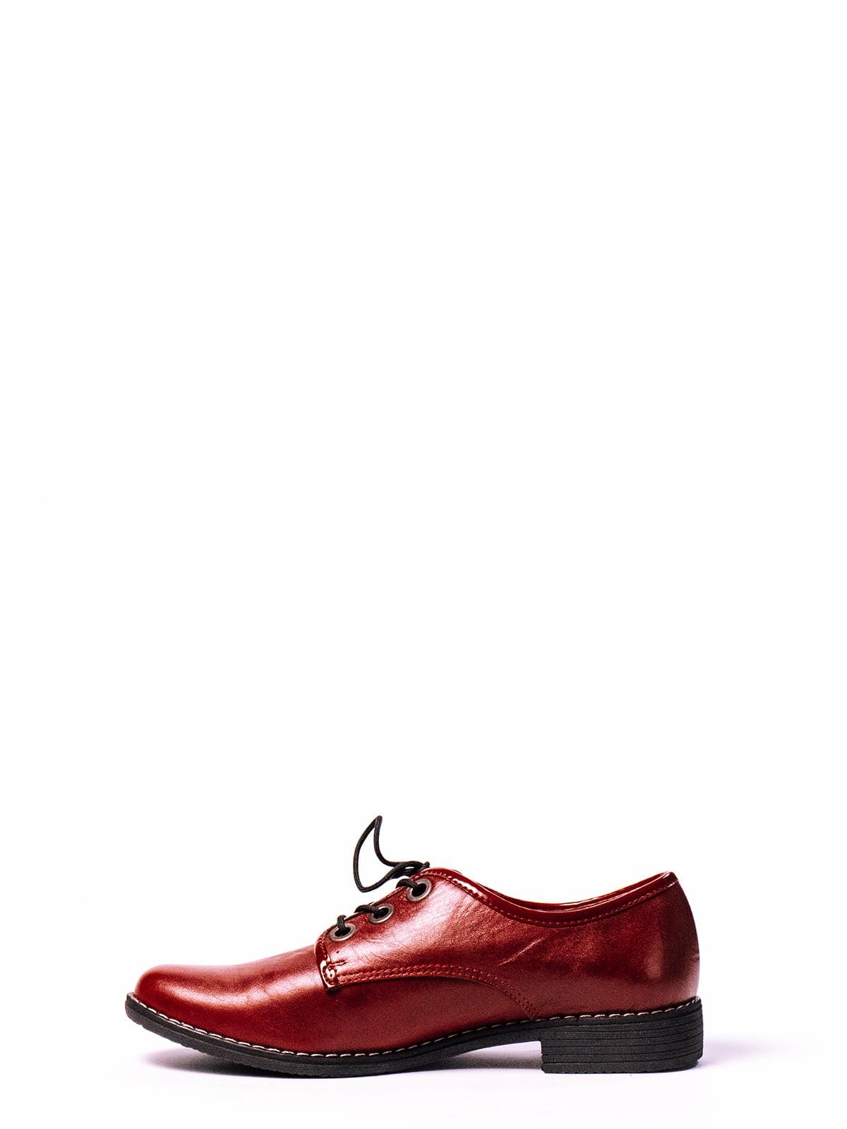 Туфли красные | 4860324 | фото 2