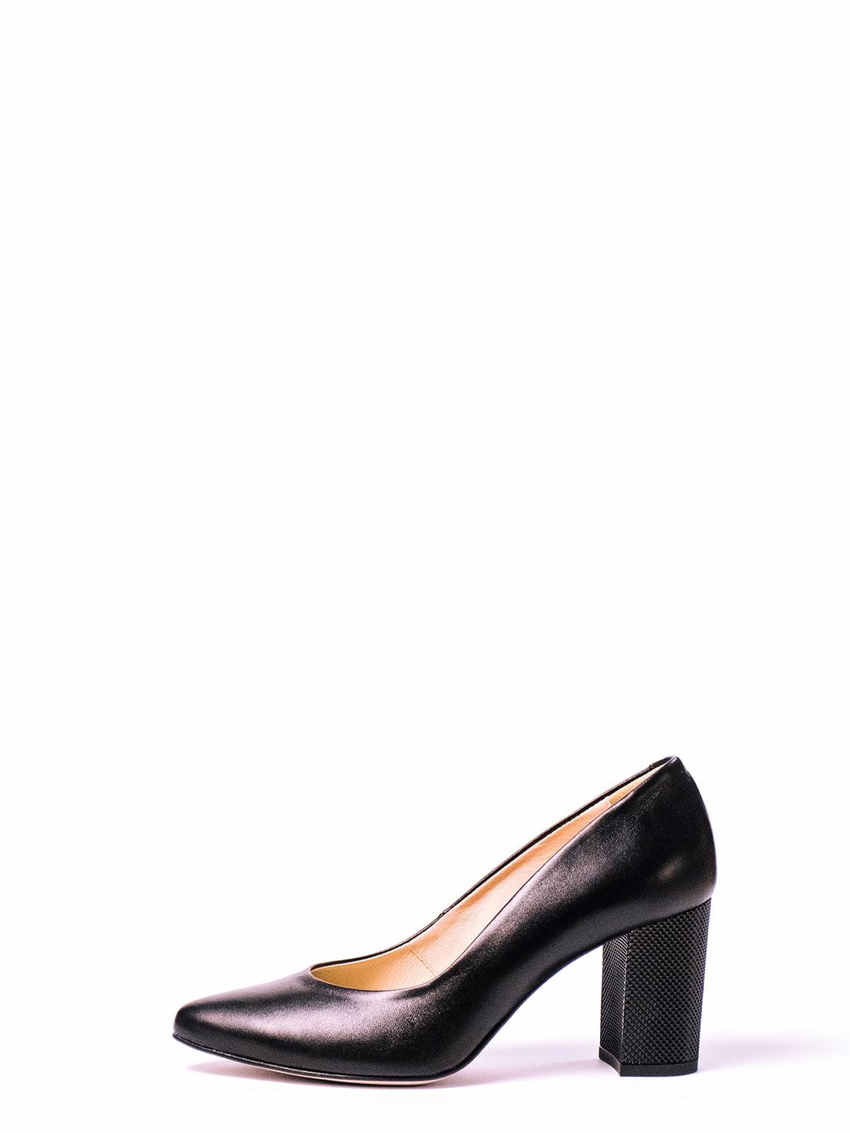 Туфли черные | 4860333