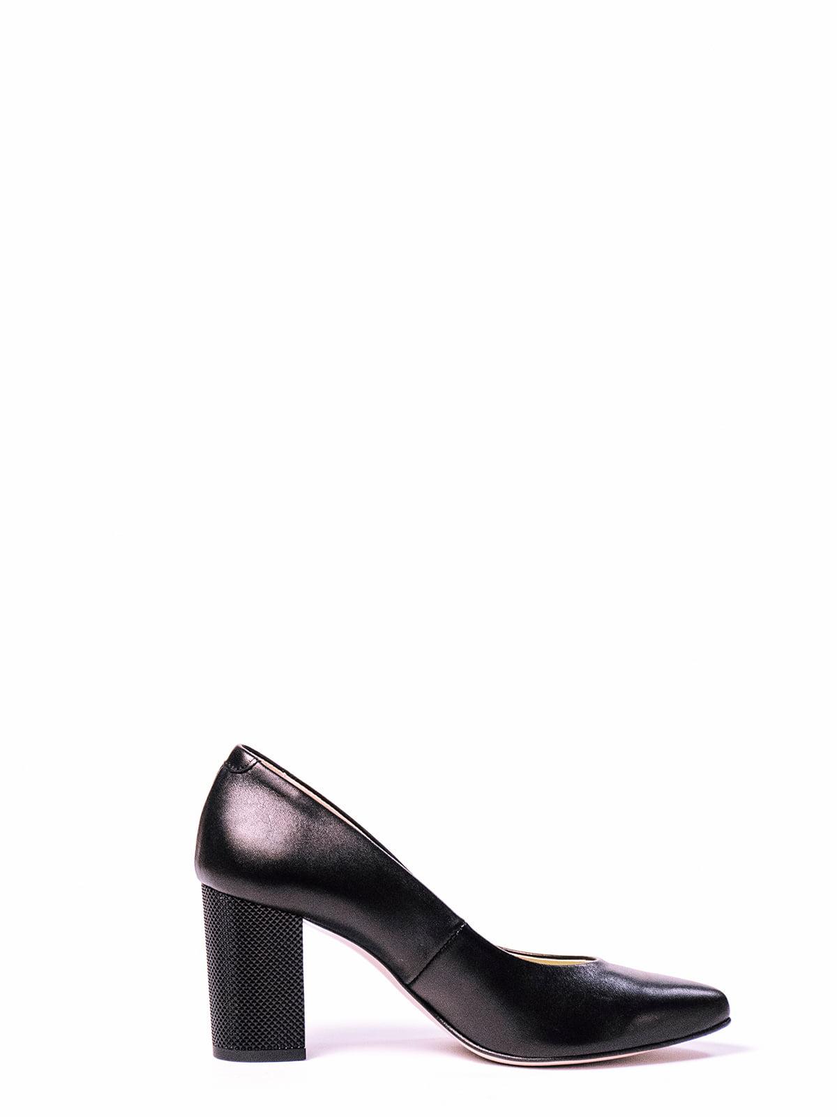 Туфли черные | 4860333 | фото 2