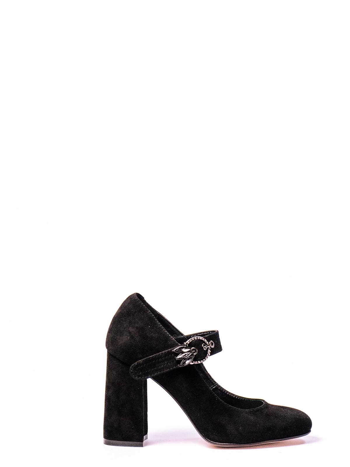 Туфли черные | 4860344